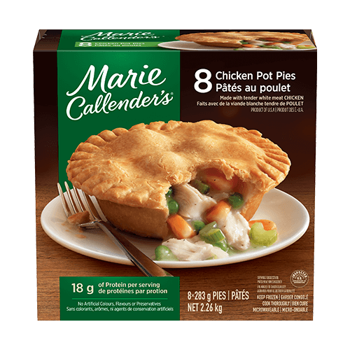 Chicken Pot Pie 8-pack